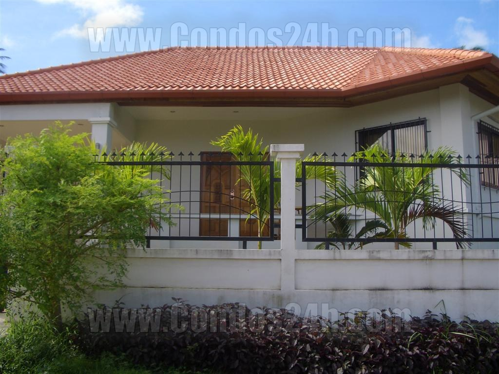 3 bedrooms house with private pool Rawai